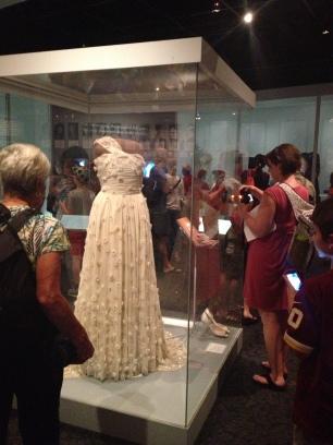 Michelle Obama's 2009 inaugural dress
